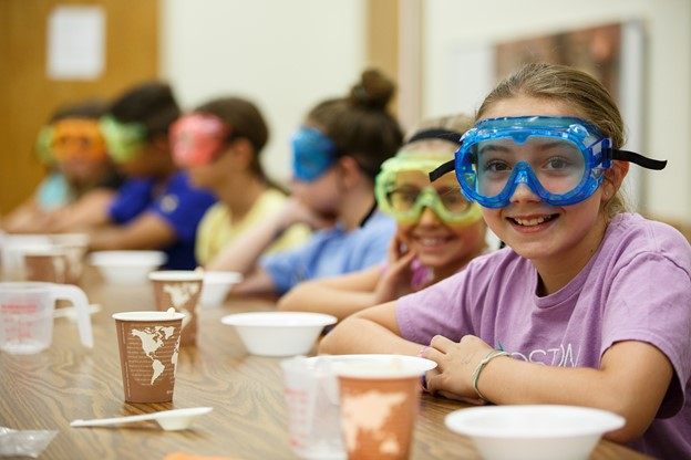 GSK Science in the Summer: Be a Chemist (Monday Session for 4th-6th Graders)