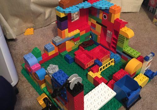 LEGO Freeplay