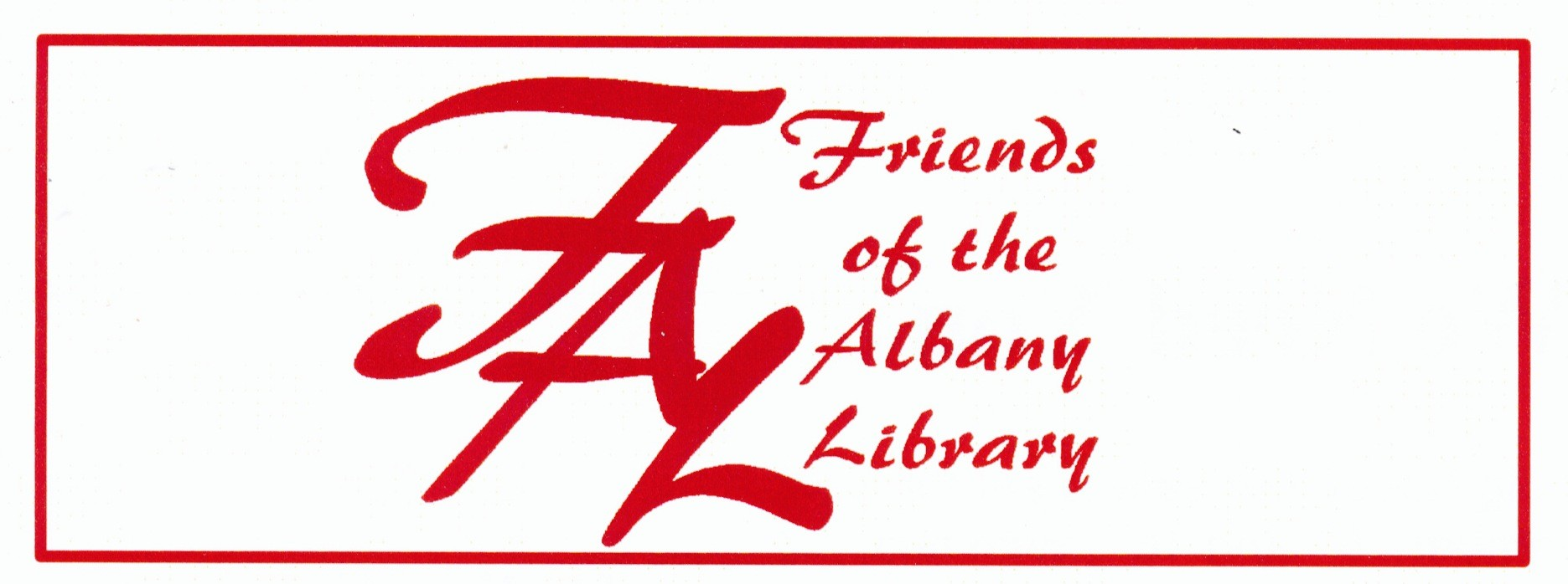 Friends of the Albany Library Meeting