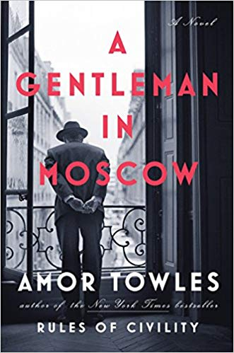 Evening Book Group - A Gentleman In Moscow by Amor Towles