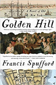 Evening Book Group - Golden Hill: A Novel of Old New York by Francis Spufford