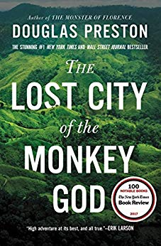 Evening Book Group - May 15: The Lost City of the Monkey God by Douglas Presto