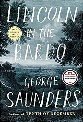Evening Book Group - Lincoln in the Bardo by George Saunders