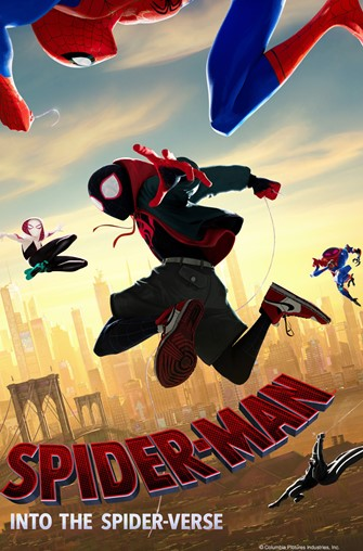 Oscar Movies@ Albany Library- Spider-Man: Into the Spider-Verse