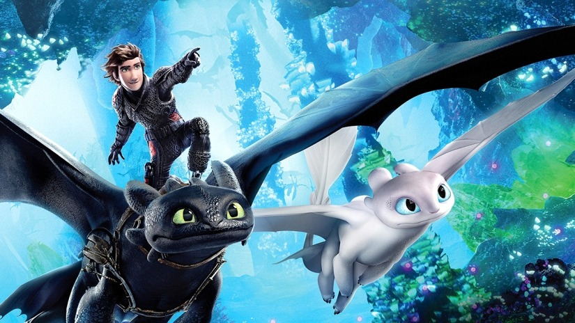 Summer Movies for Kids -           How to Train Your Dragon: The Hidden World