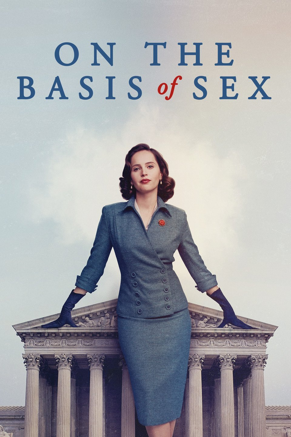 Movies@ Albany Libary - Basis of Sex (Ruth Bader Ginsberg Story)