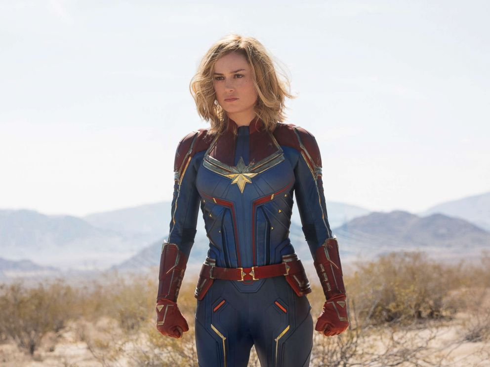 Summer Movies for Kids@ Albany Library  CAPTAIN MARVEL