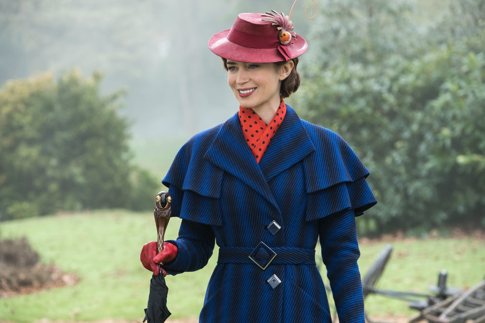 Summer Movies for Kids- Mary Poppins Returns