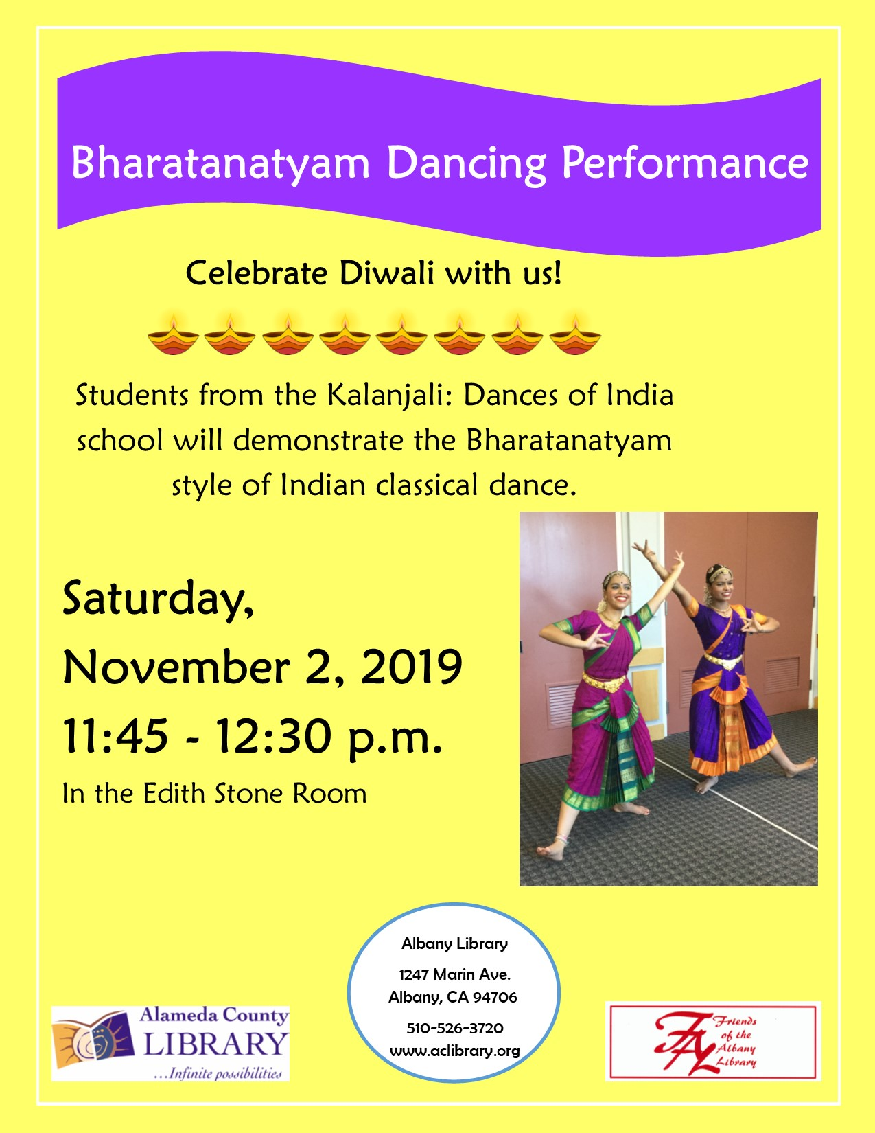 Diwali Dance Program