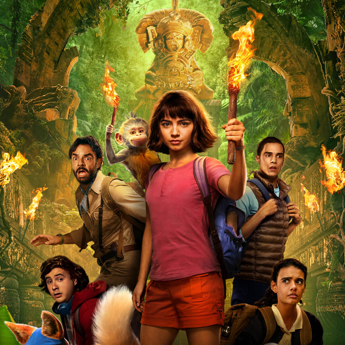 Movies@ Albany Library -Dora and the Lost City of Gold