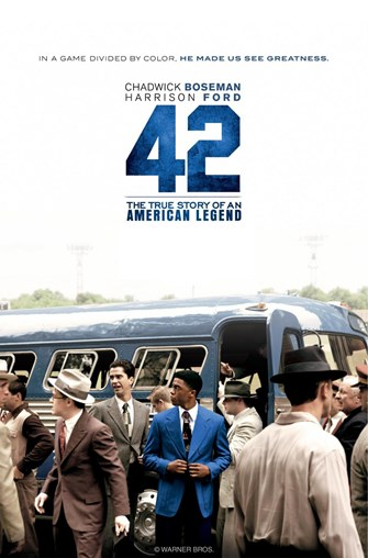 Movies@ Albany Library - Celebrating Martin Luther King-- 42: The True Story of an American Legend