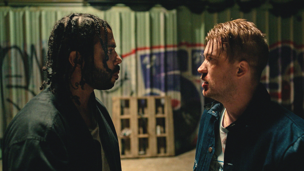 Movies@ Albany Library - Celebrating African American History Month-- - Blindspotting