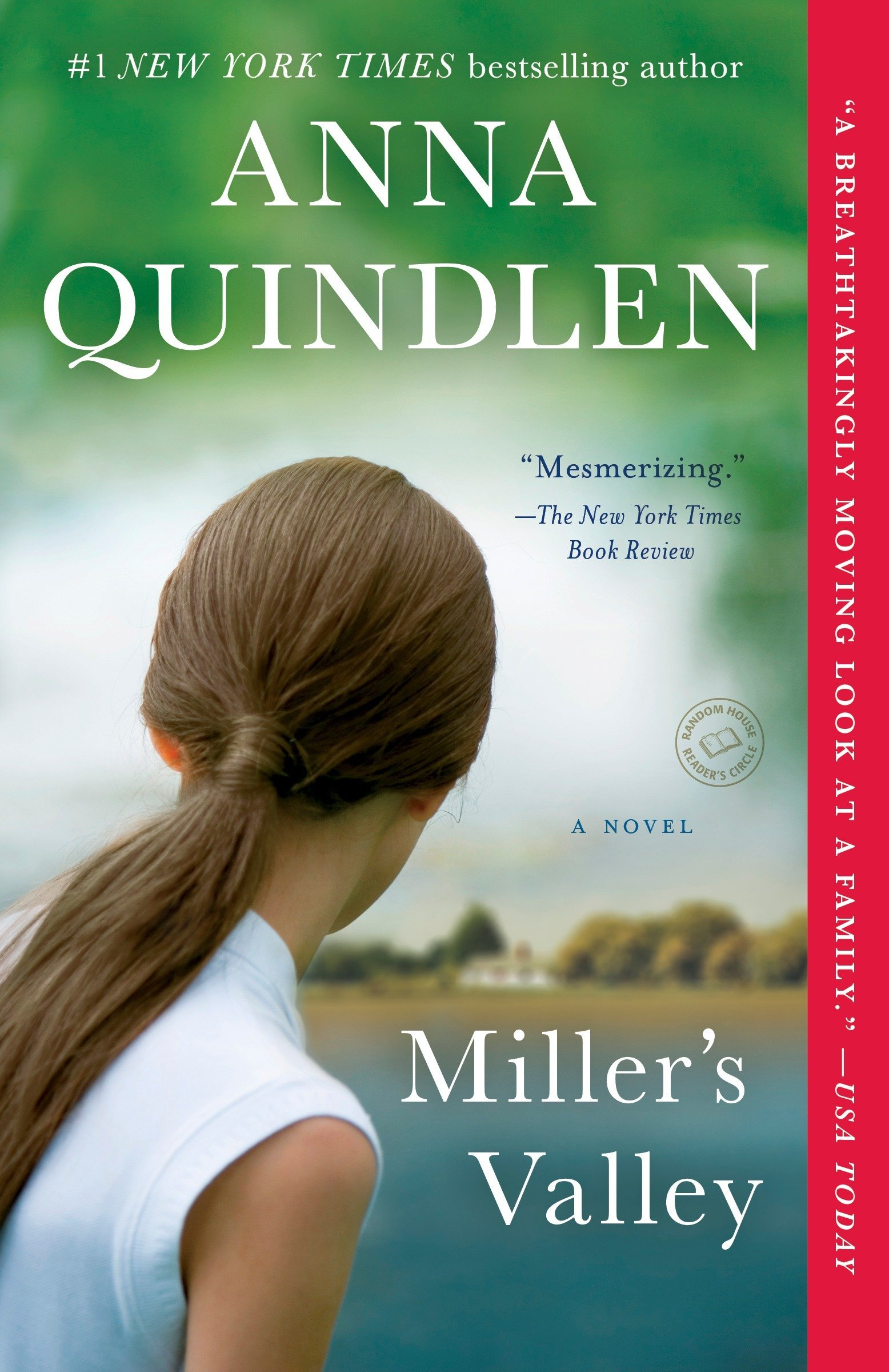 Evening Book Group - Miller's Valleyby Anna Quindlen