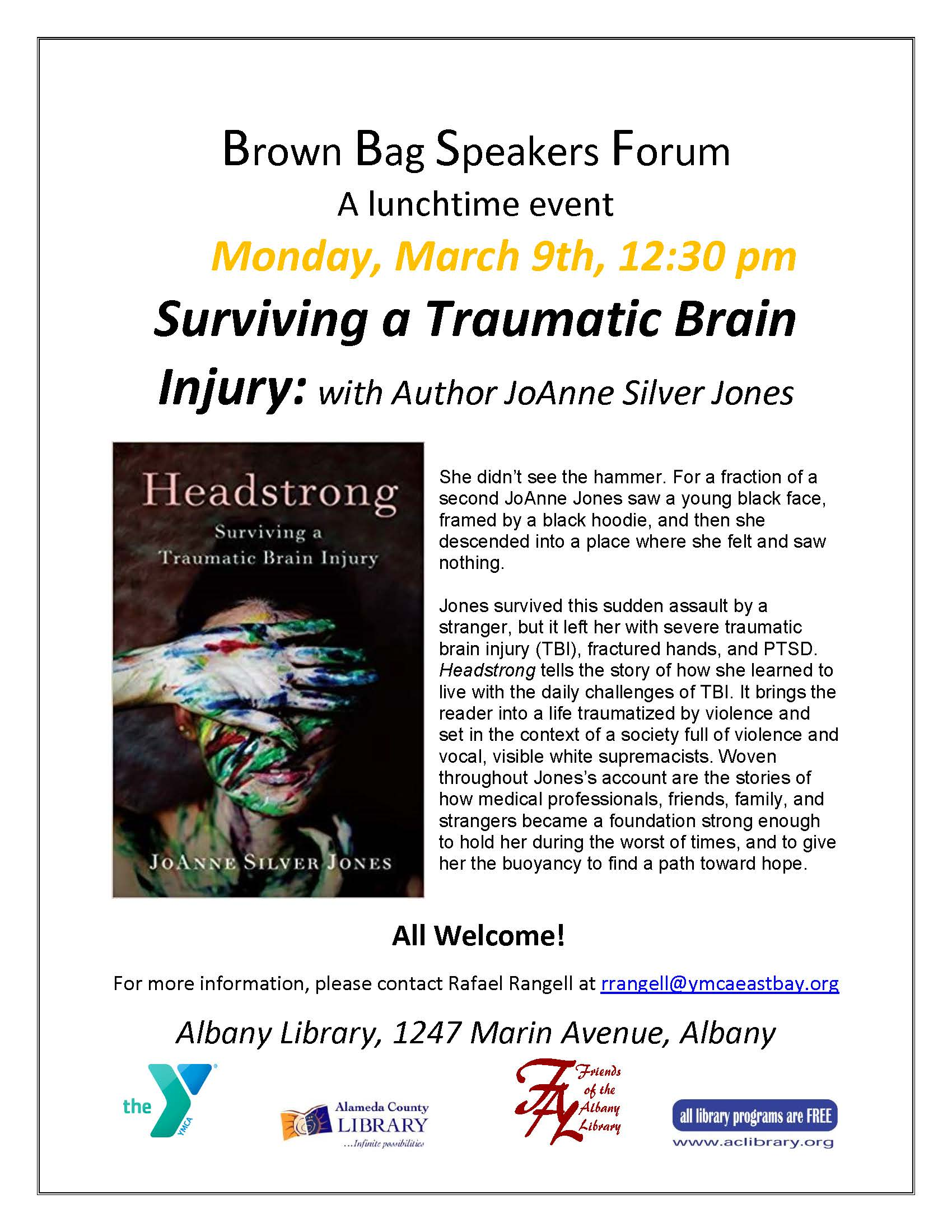 Brown Bag Speakers Forum