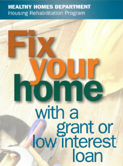 Grants for Home Repair