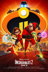 Family Movie - Incredibles 2