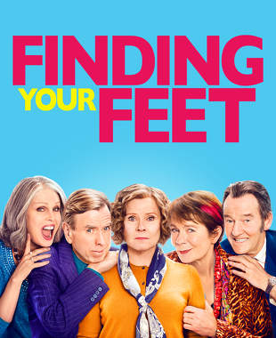 Sunday Cinema:  Finding Your Feet (2018)