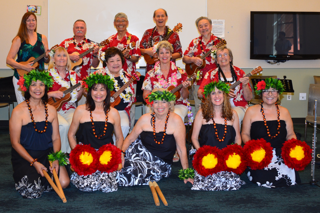 Seranadin' Strummers & Aloha ConneXion Holiday Concert