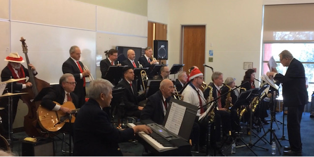 In Full Swing Big Band