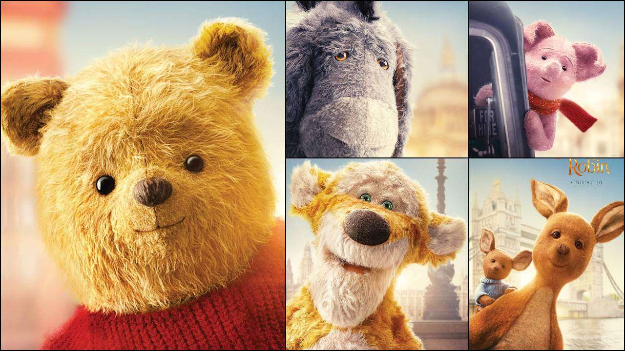 Family Movie - Christopher Robin