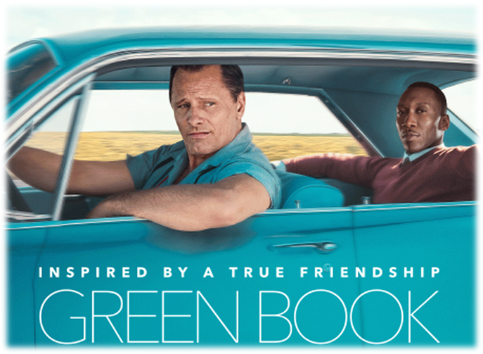 Sunday Cinema presents Green Book (2018)