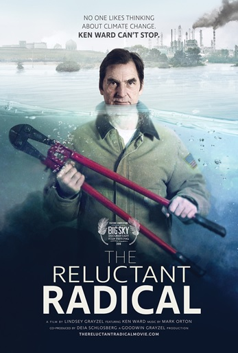 The Reluctant Radical:  Film screening & discussion