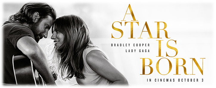 Sunday Cinema presents A Star is Born (2018)