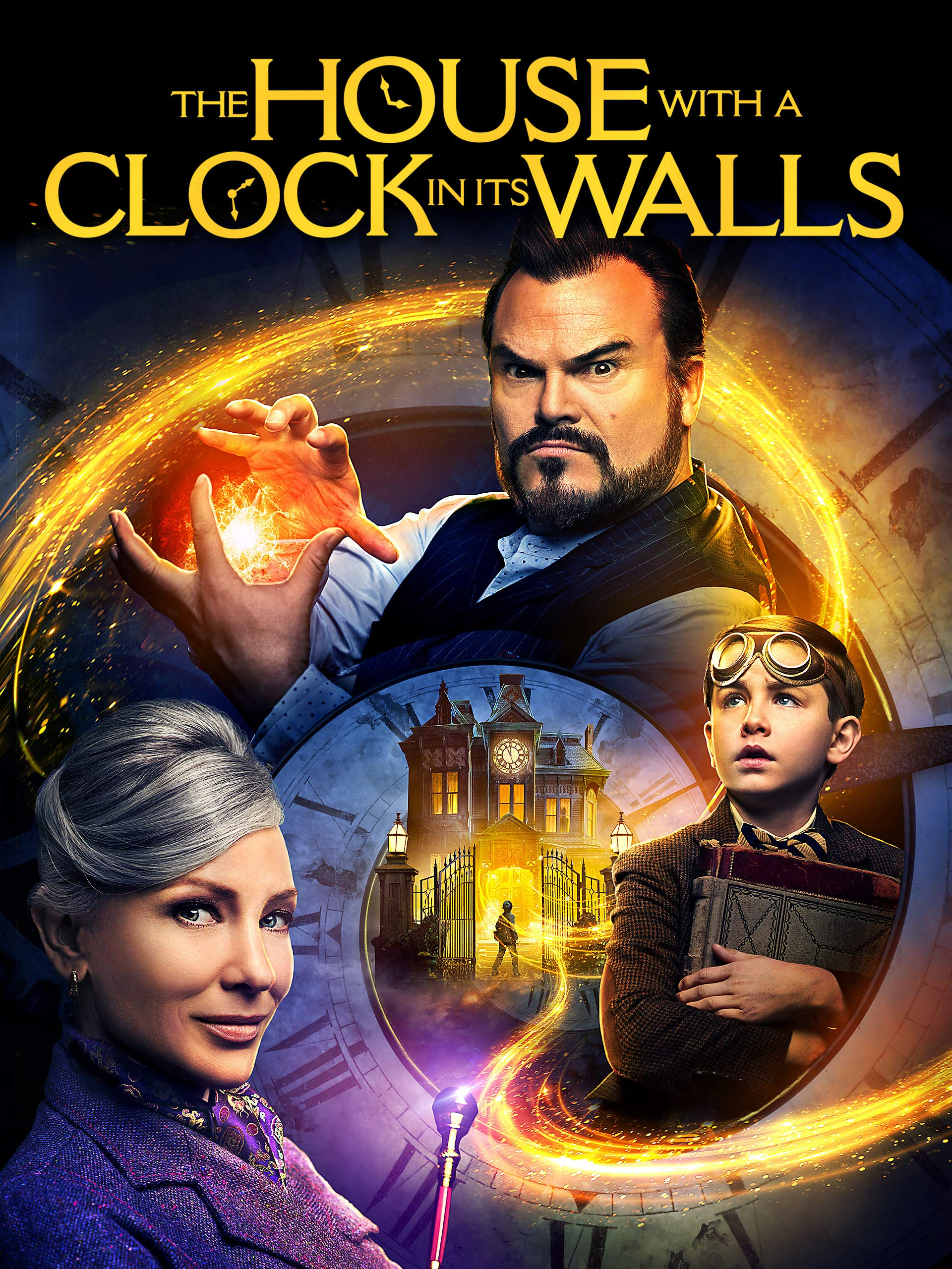 Summer Movie: The House with a Clock in its Walls