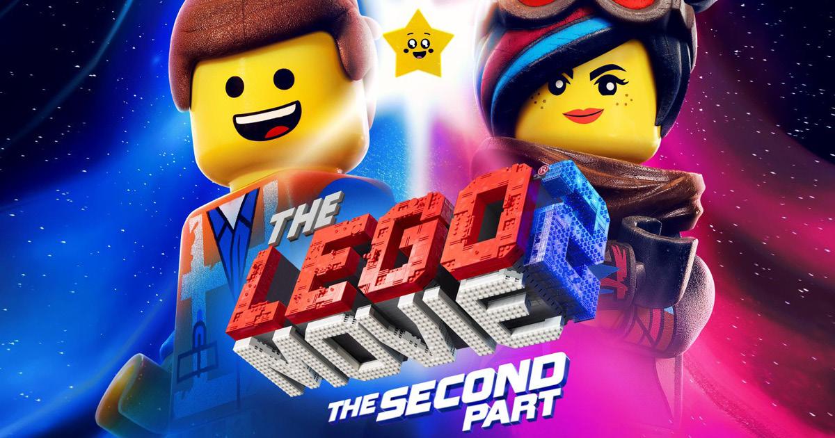 Summer Movie: The Lego Movie 2
