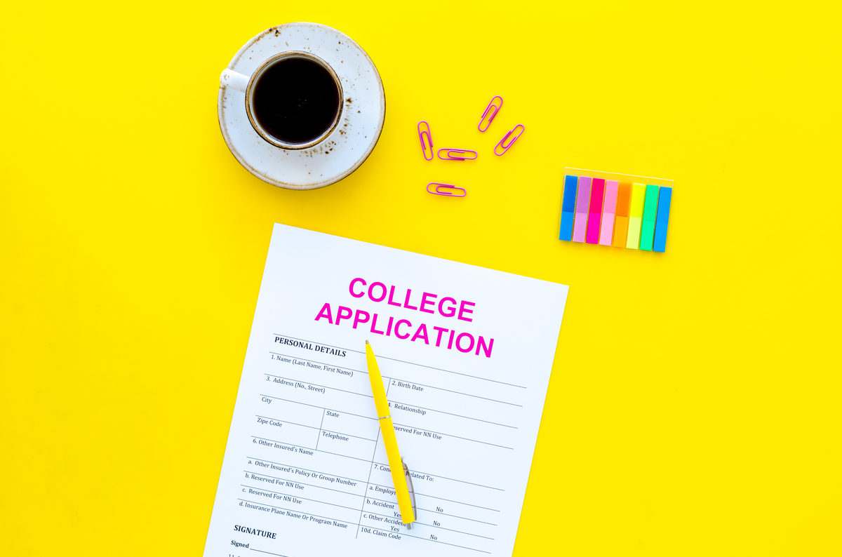 Get a Headstart on your College Application