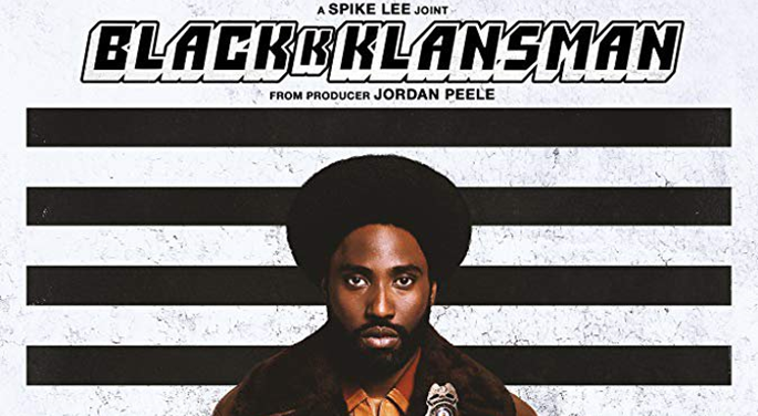 Sunday Cinema presents Blackkklansman (2018)