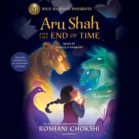 Tween Book Club: Aru Shah and the End of Time