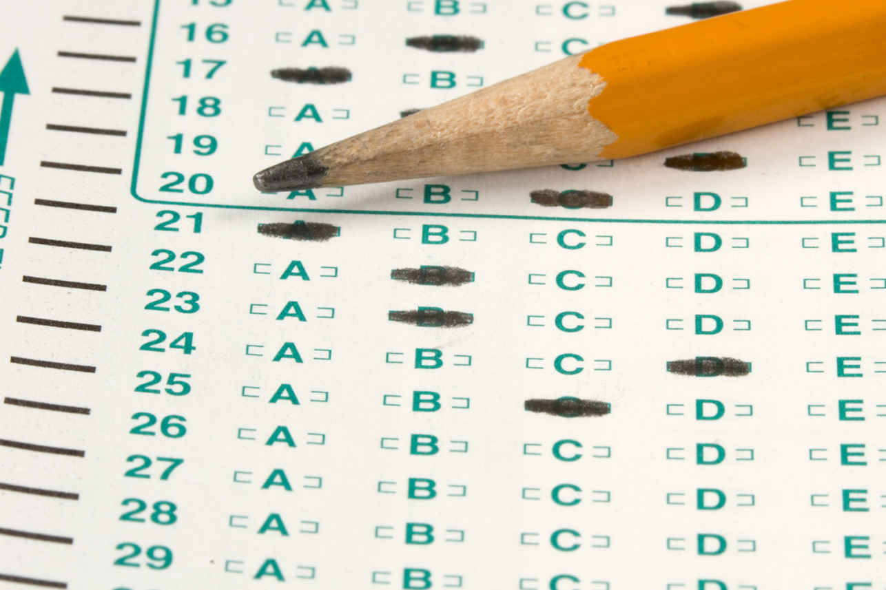 SAT Test Score Review