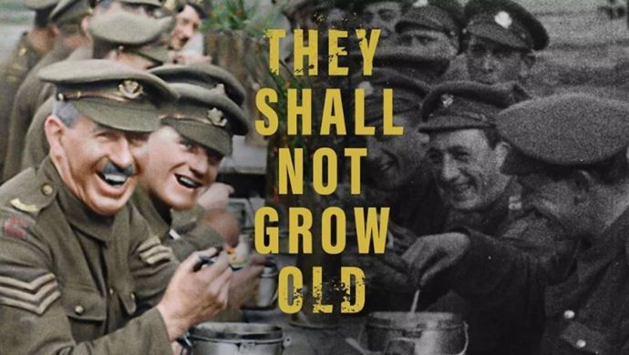 Sunday Cinema presents They Shall Not Grow Old (2018)