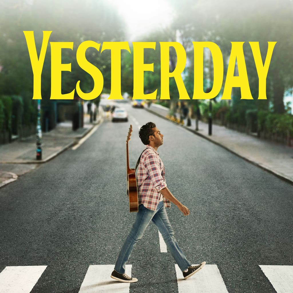 Sunday Cinema presents Yesterday (2019)