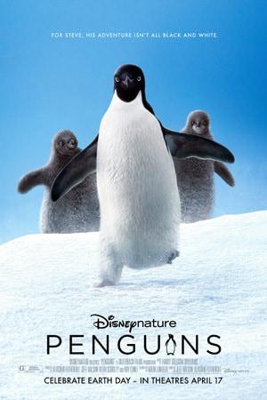 Family Movie: DisneyNature Penguins