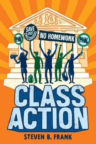 Tween Book Club: Class Action