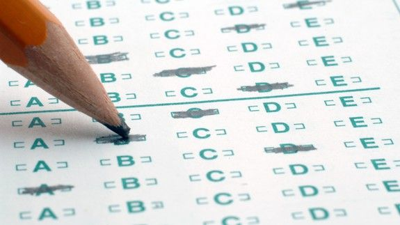 SAT Test Score Review