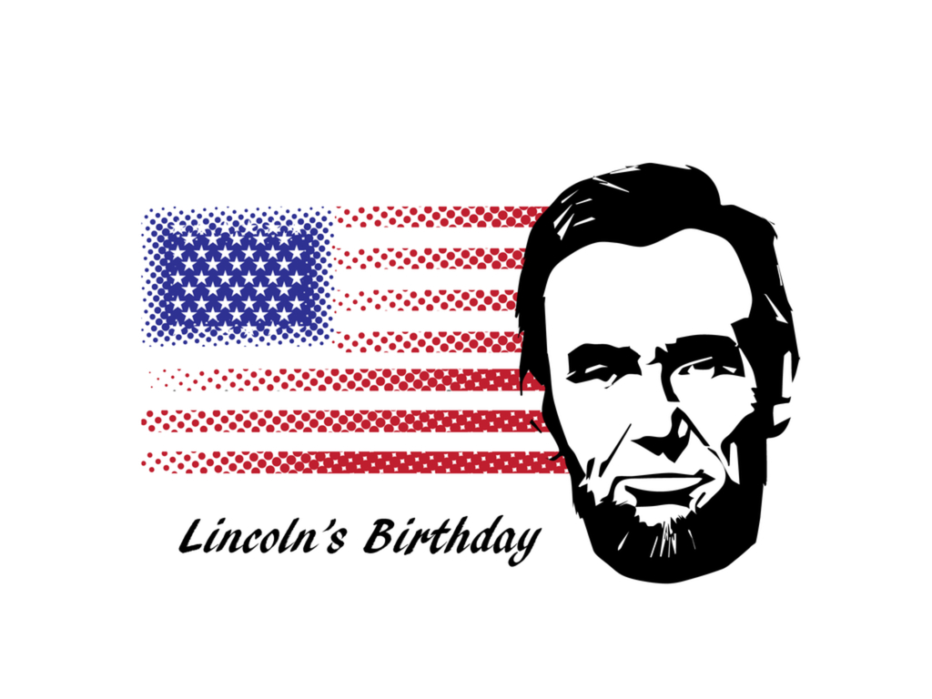 Library Closed for Abraham Lincoln's Birthday