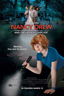 Centerville Cinema: Nancy Drew & The Hidden Staircase
