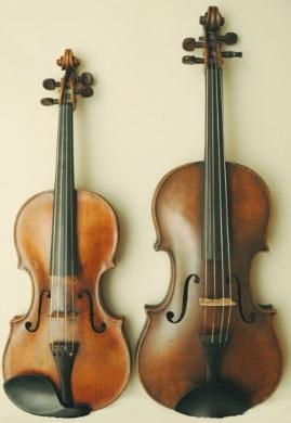 Violin & Viola Duet