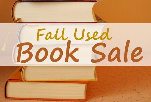 Used Book & Media Sale