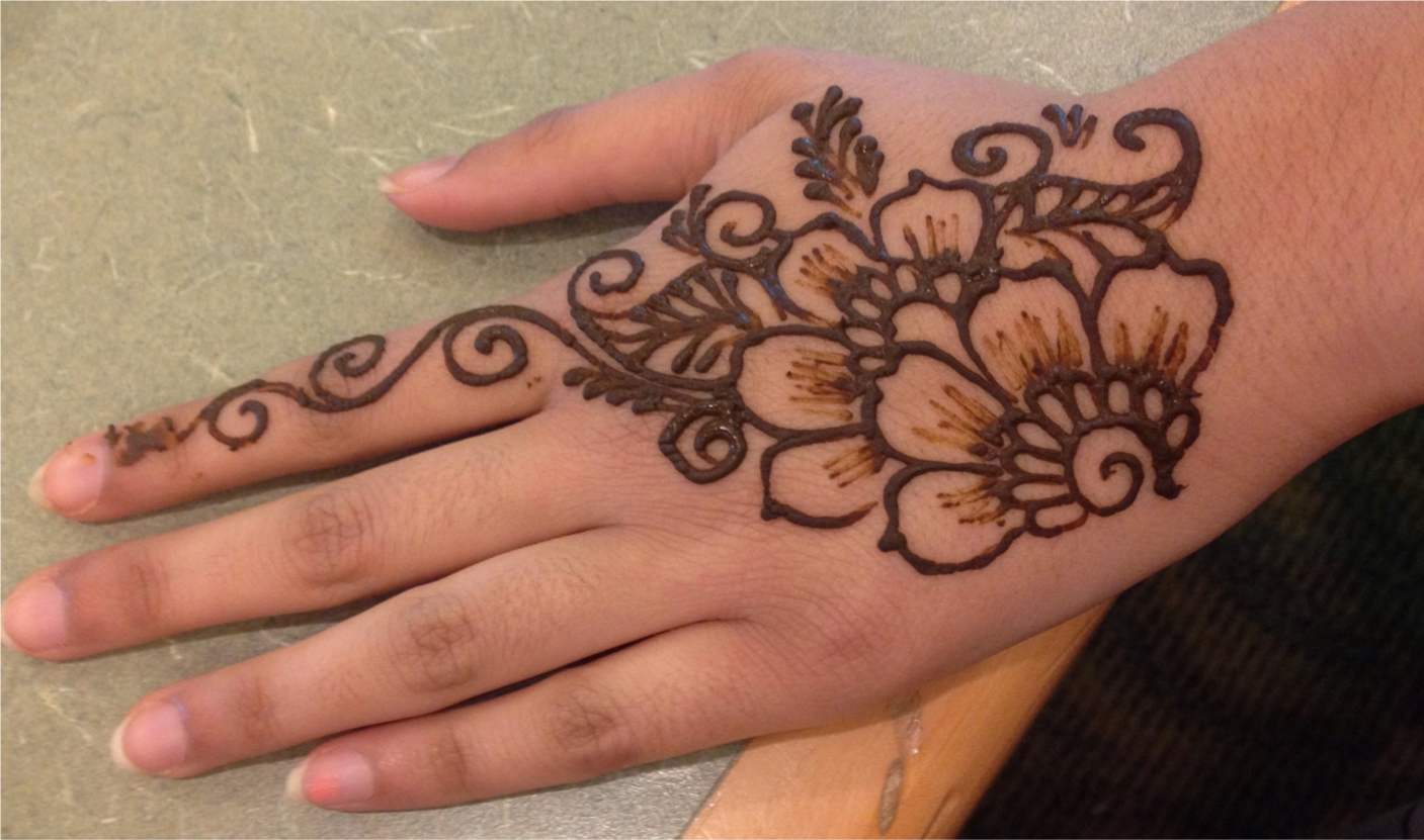 Henna Class for Adults
