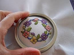 Cancelled Counted Cross Stitch Class