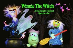 Puppet Art Theater's Black Light Puppet Show