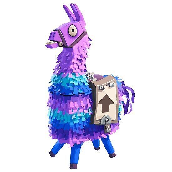 DIY Fortnite Loot Llama Piñata for Teens