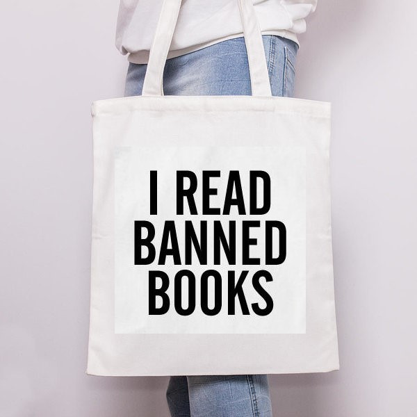 Banned Book Week: DIY Tote Bag for Teens