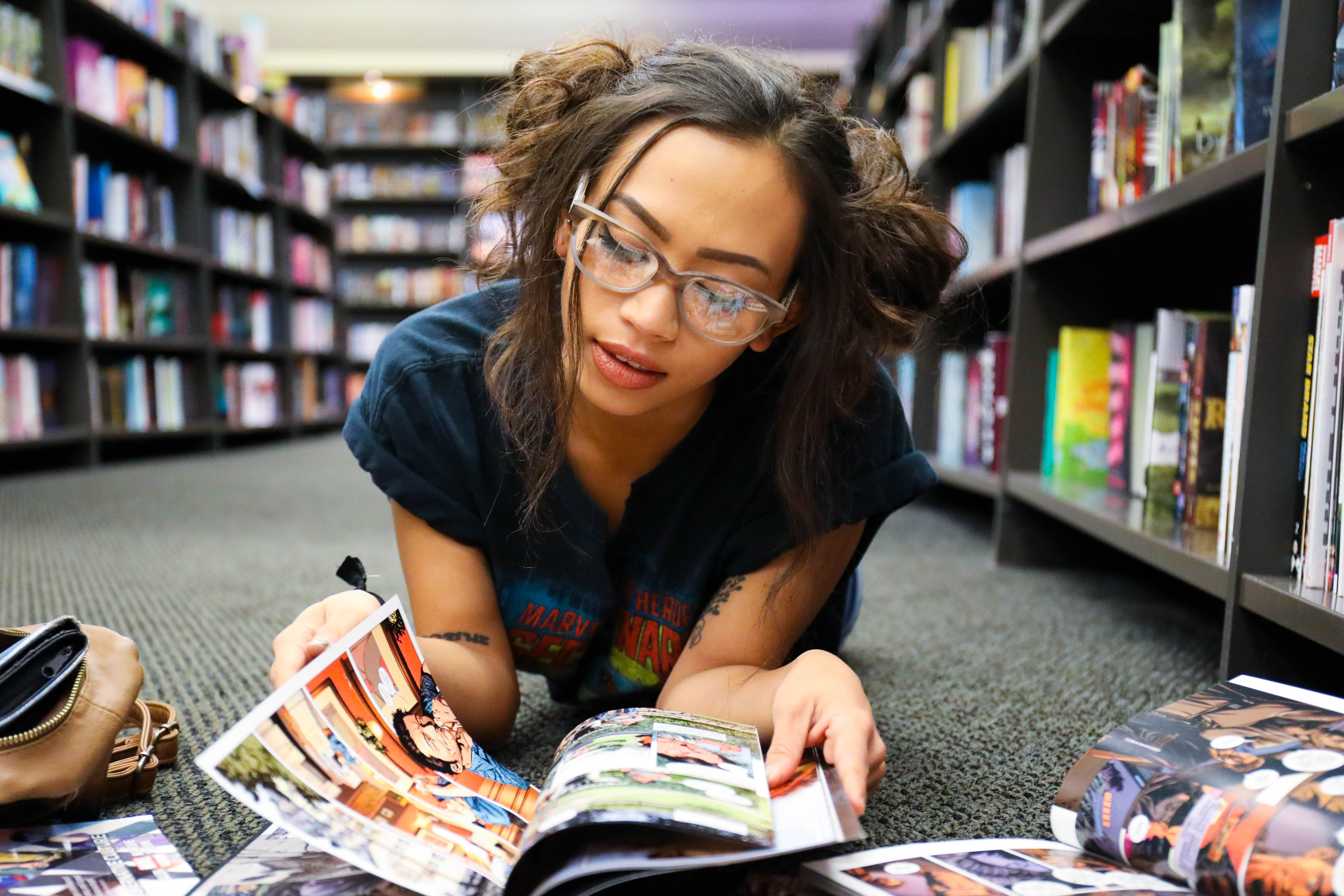 Teen Book Swap