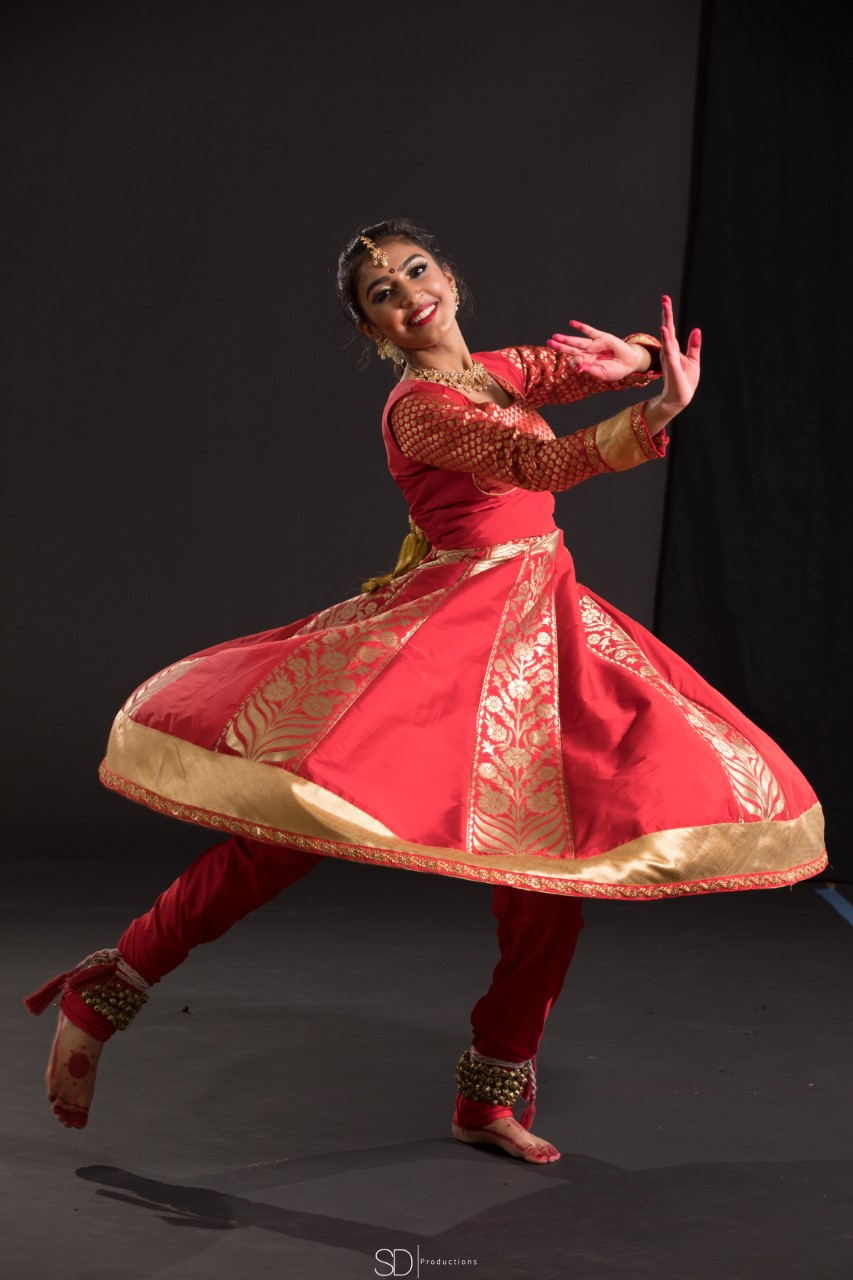 Kathak (Indian Classical Dance) Performance
