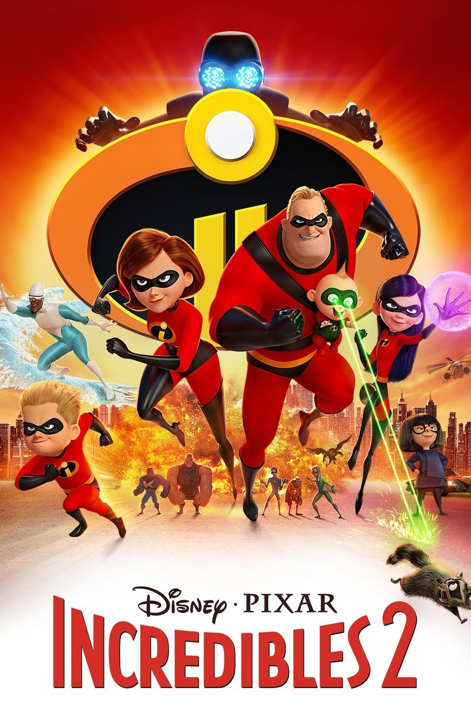Family Movie: Incredibles 2 (PG)